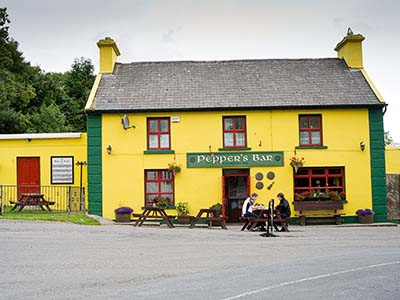Peppers Bar Feakle, Clare